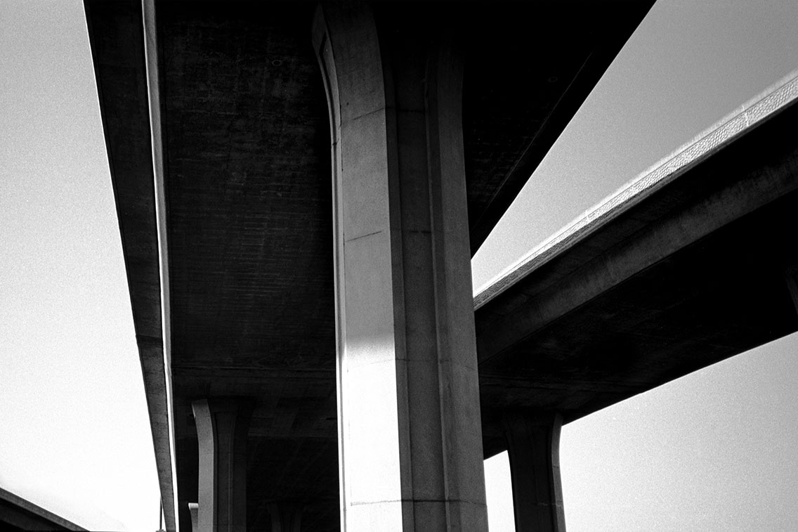 105 Freeway, Los Angeles, 2007
