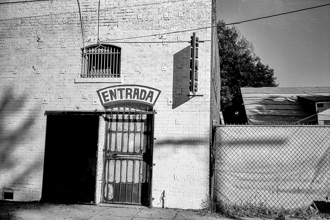 Entrada, Los Angeles, 2010