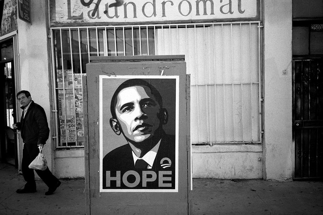 Hope, Echo Park, 2008