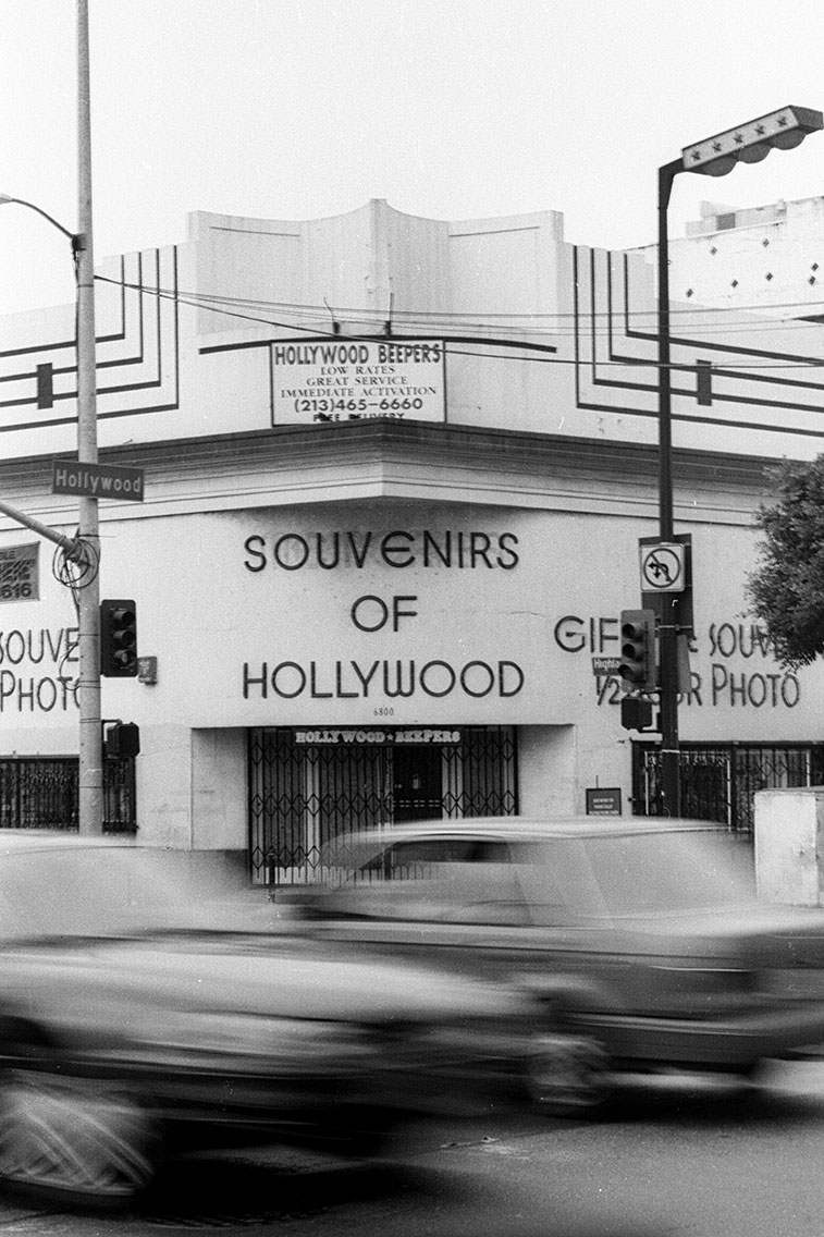 Souvenirs of Hollywood, 1994