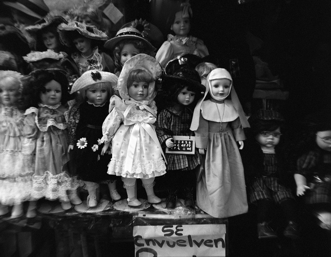 Dolls, Downtown Los Angeles, 1999