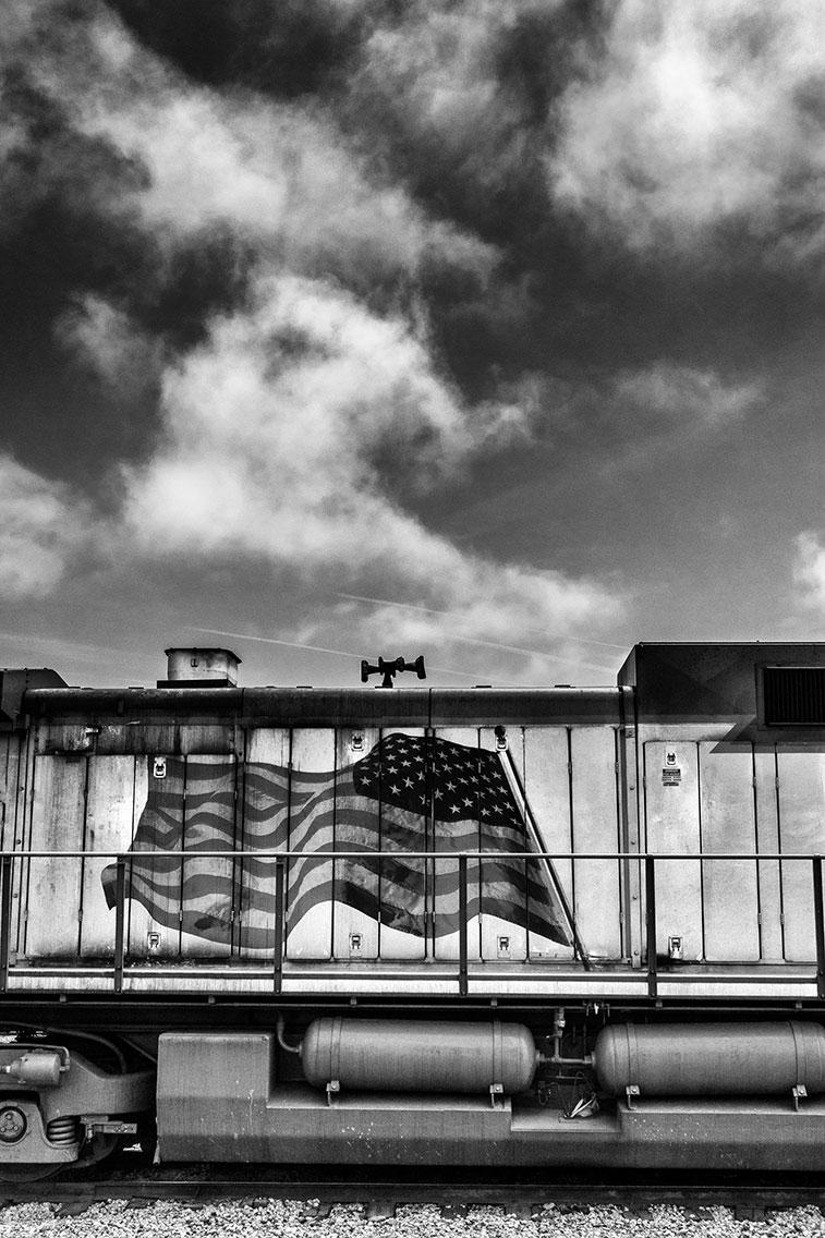 Freedom Train, Guadalupe, California, 2019