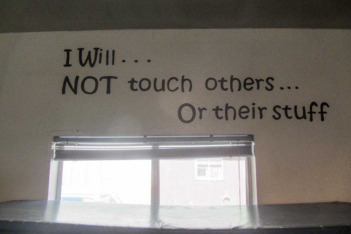 Commandment, Fishcamp, California, 2013