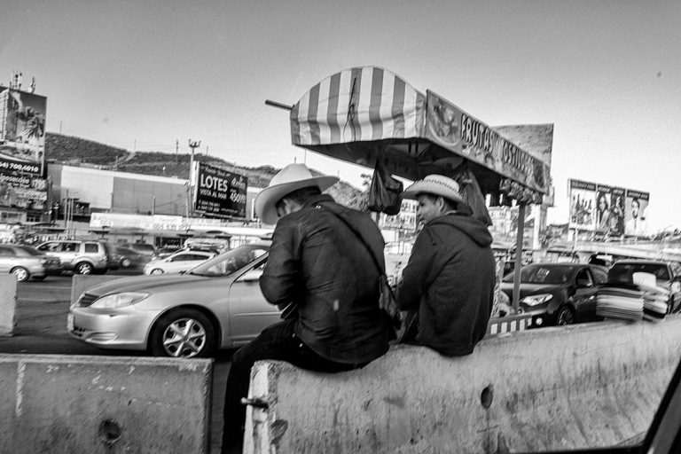 Tijuana, snapshots from the border
