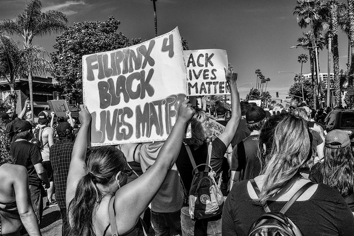Filipinx 4 Black Lives Matter