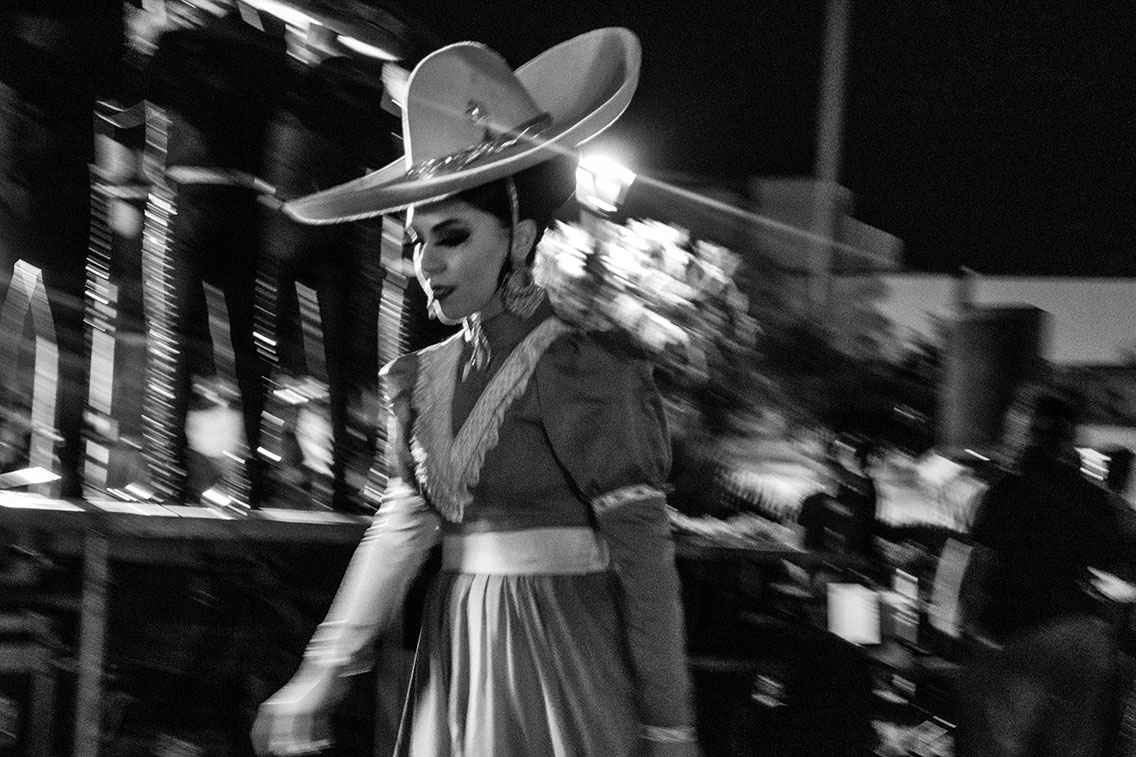 Dancer, Zapopan, Mexico, Nov 2019